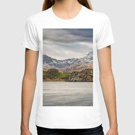 Snowdon Horseshoe Winter T-shirt