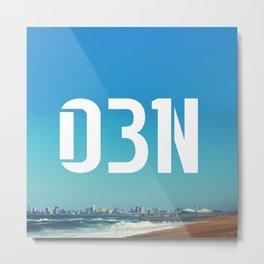 DBN Metal Print