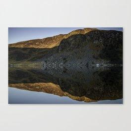 Wicklow Mountains Sunrise Canvas Print