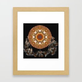 Dream Catcher ~ series1 Framed Art Print