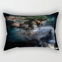 NIGHT BREAKER Rectangular Pillow