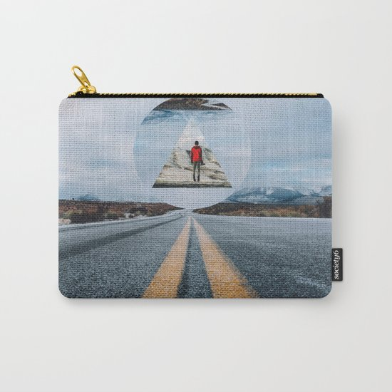 the road so far... Carry-All Pouch