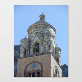 Amalfi Cathedral Canvas Print