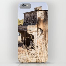 Music in the Meadow iPhone Case