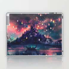 The Lights Laptop & iPad Skin