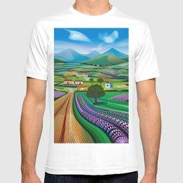 Morning in Avocado Hills T-shirt