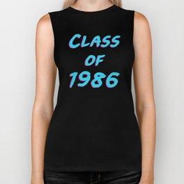 Class of 1986 Biker Tank