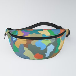 camoucolours Fanny Pack