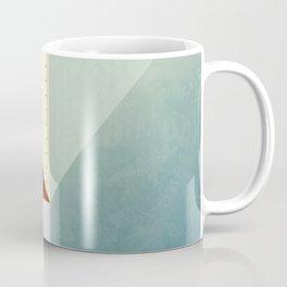 la petite maison en bleu Coffee Mug