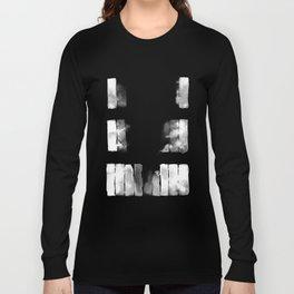 Evolution of bacteria Long Sleeve T-shirt