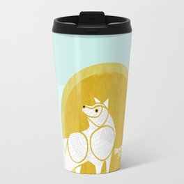 WOLF MOON RISING Travel Mug