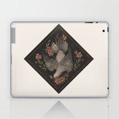 Dove and Flowers Laptop & iPad Skin