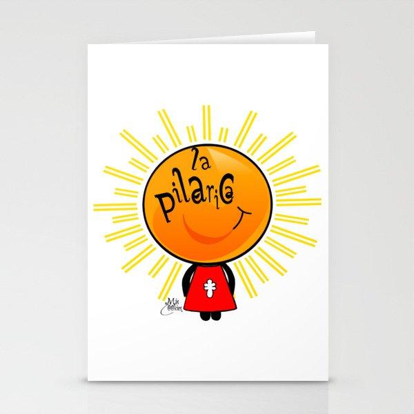 la pilarica Stationery Cards