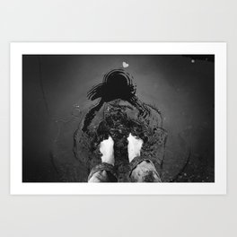 Sink. Art Print
