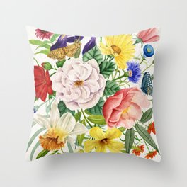 Memories of Tennessee Throw Pillow