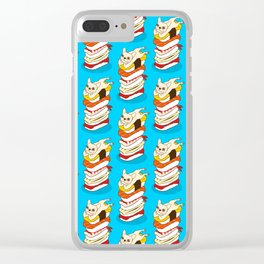 It is Japanese sushi night for the cute French Bulldog Clear iPhone Case
