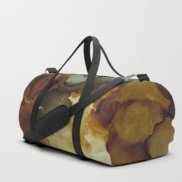 Alcohol Ink 'The Storybook Series: The Little Match Girl' Duffle Bag