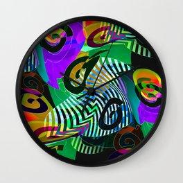 I T C H Y Wall Clock