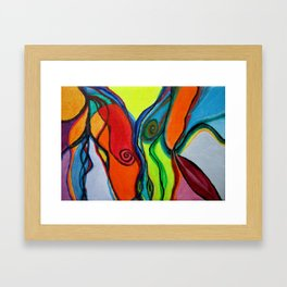 Mindseye Framed Art Print