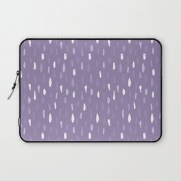 Stains Abstract Ultraviolet Laptop Sleeve
