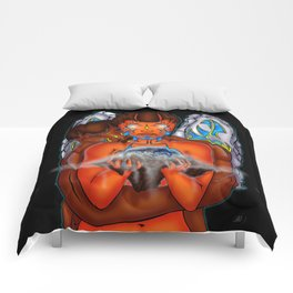 Birth of Earth Comforters