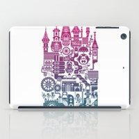 castle iPad Cases featuring Castle Mama by C86 | Matt Lyon
