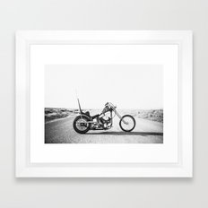1956 Pan / Shovel Framed Art Print