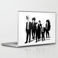 reservoir dogs Laptop & iPad Skins featuring Reservoir Enemies by ddjvigo