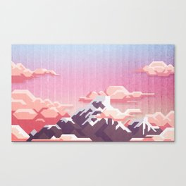 MountPixel Canvas Print