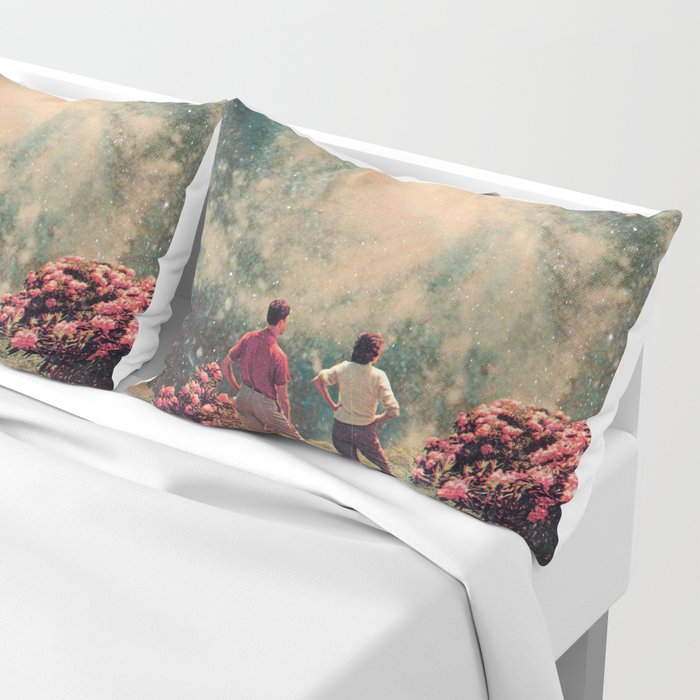 There will be Light in the End Pillow Sham