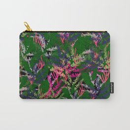 Vibrant Tropical Carry-All Pouch