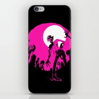 zombies iPhone & iPod Skins featuring Zombies! by JoJo Seames