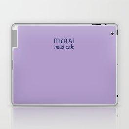 Mirai Maid Cafe logo Laptop & iPad Skin