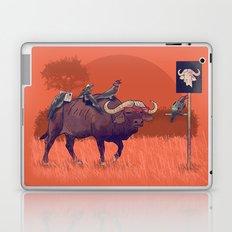 I'll take the buffalo Laptop & iPad Skin