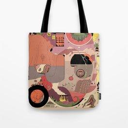 Ellipse Tote Bag