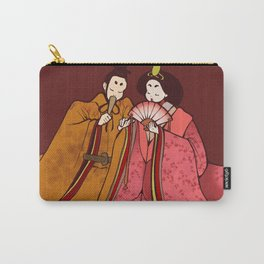 Hinamatsuri Carry-All Pouch