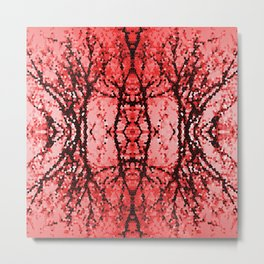 Red Knox Metal Print