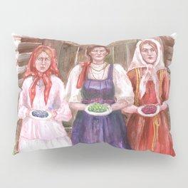 Peasant Girls Pillow Sham