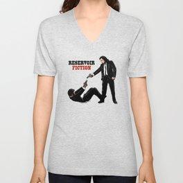 Reservoir Fiction Unisex V-Neck
