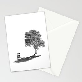 Shady Stationery Cards
