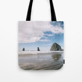 Cannon Beach VII Tote Bag