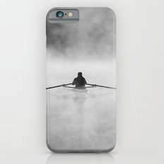 Rowing On The Chattahoochee iPhone 6 Slim Case