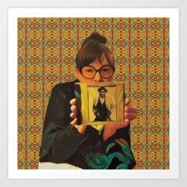 La Vraie Femme Parisienne Art Print
