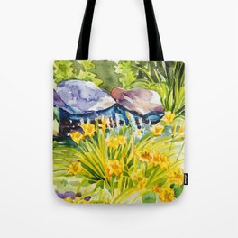 Quiet Retreat Tote Bag