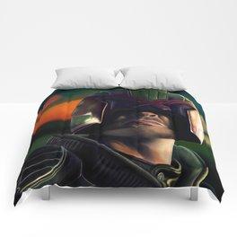 Judge Dredd Comforters