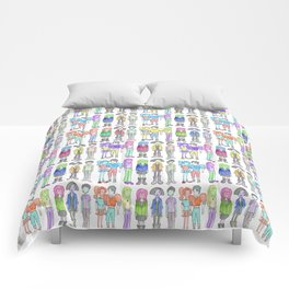 Daria and Friends Comforters