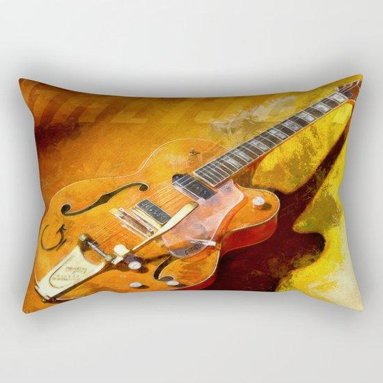That Great Greeeetsch Sound Rectangular Pillow