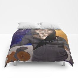 Beautiful Human _D Comforters