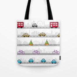 City travel Tote Bag