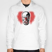 pennywise Hoodies featuring Pennywise by Beery Method